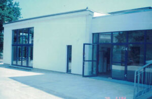 Saalanbau 1994
