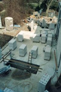 Saalerweiterung 2004